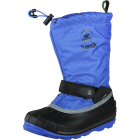 Kamik Waterbug 8G Bottes d'hiver Adolescents, strong blue